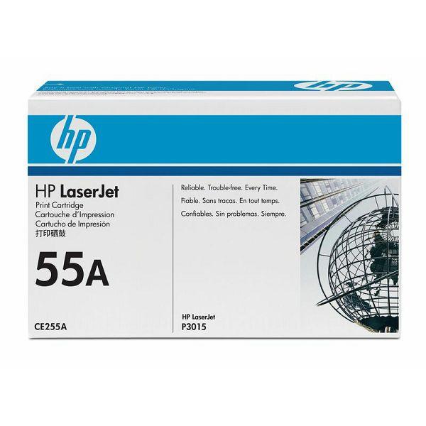 HP CE255A 55A Black Orginalni toner