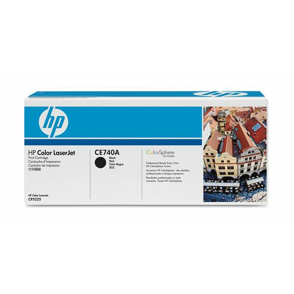 HP CE740A 307A Black Orginalni toner