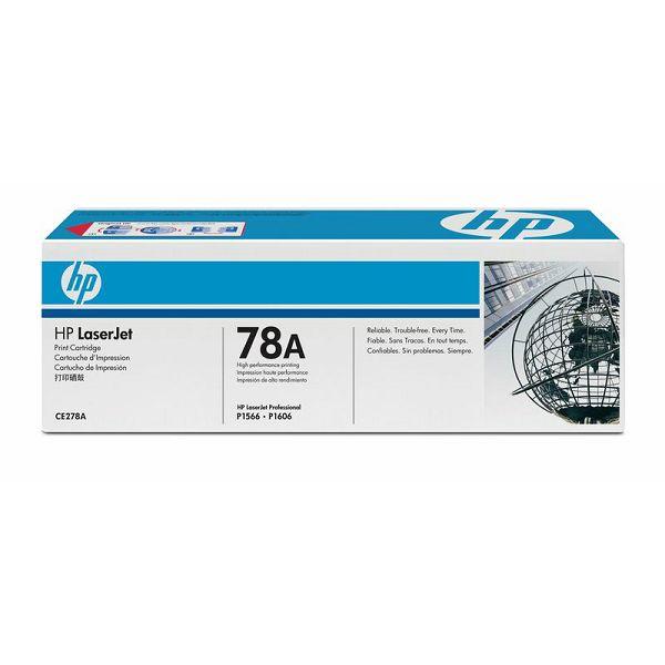 HP CE278A 78A Black Orginalni toner