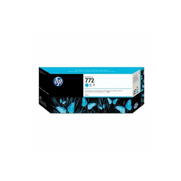 HP CN636A No.772 Cyan Orginalna tinta