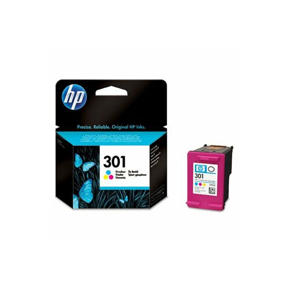 HP CH562EE No.301 Tri-Color Orginalna tinta