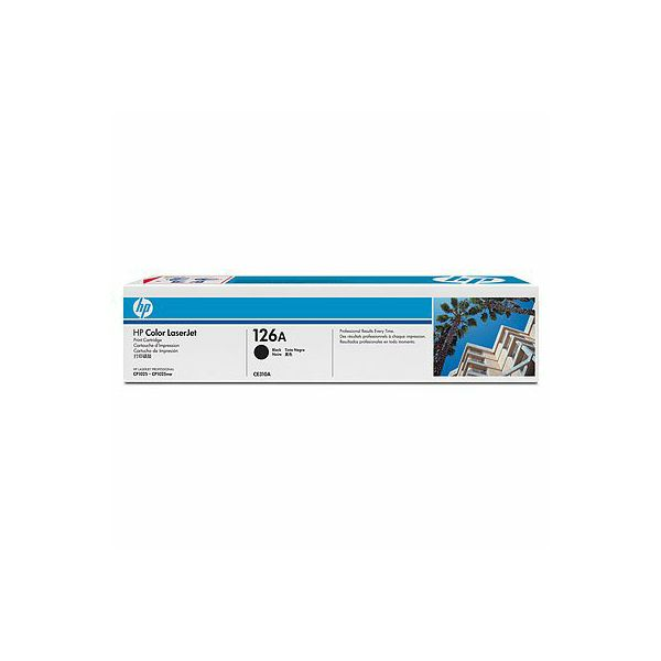 HP CE310A 126A Black Orginalni toner