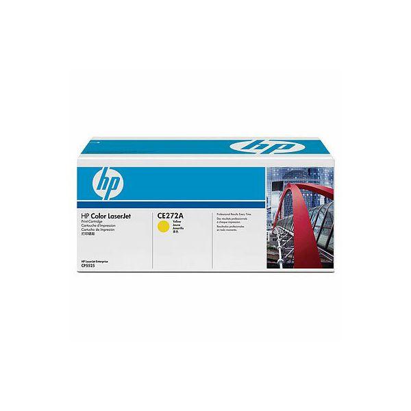 HP CE272A 650A Yellow Orginalni toner