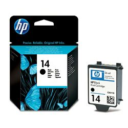 HP C5011DE No.14 Black Originalna tinta