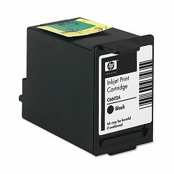 HP C6602A Black Originalna tinta