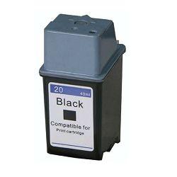 HP C6614 No.20 BLACK ZAMJENSKA TINTA