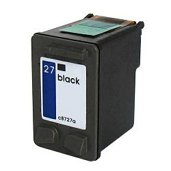 HP C8727A No.27 BLACK ZAMJENSKA TINTA