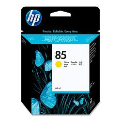 HP C9427A No.85 Yellow Originalna tinta