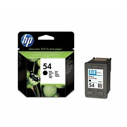 HP CB334AE No.54 Black Originalna tinta
