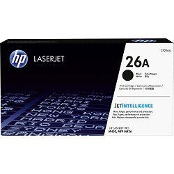 HP CF226A 26A Black Orginalni toner