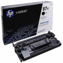 HP CF287X 87X Black Originalni toner