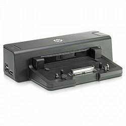 HP Docking station + Adapter 120W