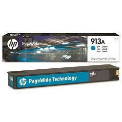 HP F6T77AE No.913A Cyan Originalna tinta