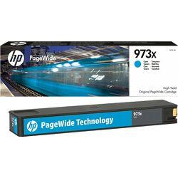 HP F6T81AE No.973X Cyan Originalna tinta