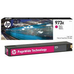 HP F6T82AE No.973X Magenta Originalna tinta