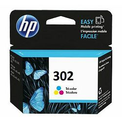 HP F6U65AE No.302 Tri-Color Orginalna tinta