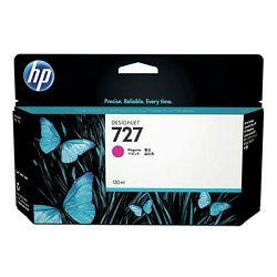 HP F9J77A No.727 Magenta Originalna tinta