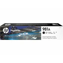 HP J3M71A No.981A Black Originalna tinta