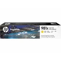 HP L0R11A No.981X Yellow Originalna tinta