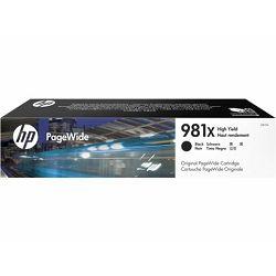HP L0R12A No.981X Black Originalna tinta