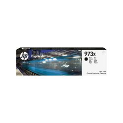 HP L0S07AE No.973X Black Originalna tinta