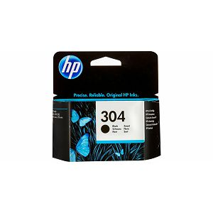 HP N9K06AE no.304 Black Originalna tinta
