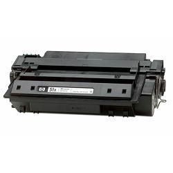 HP Q7551X 51X BLACK ZAMJENSKI TONER