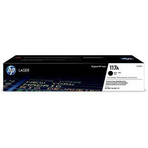 HP W2070A Black No.117A originalni toner