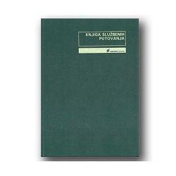 Knjiga evidencije službenih putovanja II-28A