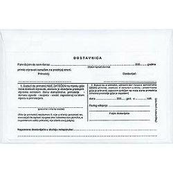 Kuverta s povratnicom ZT-115