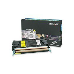 LEXMARK C522 C5220YS YELLOW ORGINALNI TONER
