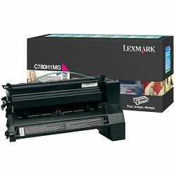 LEXMARK C78XXL C780H1MG YELLOW ORGINALNI TONER