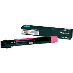 LEXMARK C950 C950X2MG MAGENTA ORGINALNI TONER