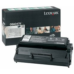 LEXMARK E320 XL  BLACK ORGINALNI TONER