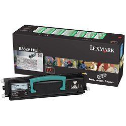 LEXMARK E35X E352H11E BLACK ORGINALNI TONER