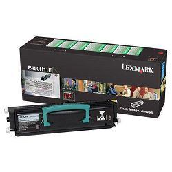 LEXMARK E450XXL E450H11E BLACK ORGINALNI TONER