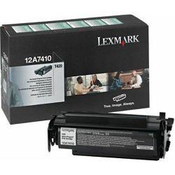 LEXMARK T420 12A7410 BLACK ORGINALNI TONER