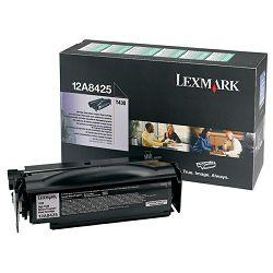 LEXMARK T430XL 12A8425 BLACK ORGINALNI TONER