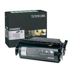LEXMARK T62x 12A6860 BLACK ORGINALNI TONER