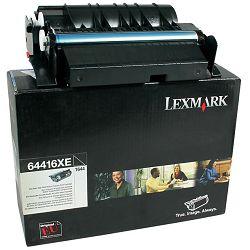 LEXMARK T644 64416XE BLACK ORGINALNI TONER