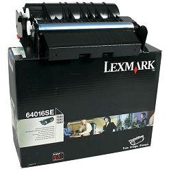LEXMARK T64x 64016SE BLACK ORGINALNI TONER