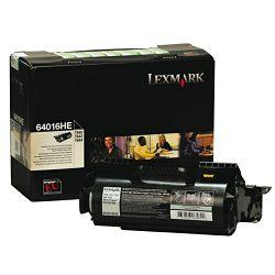 LEXMARK T64xXL 64016HE BLACK ORGINALNI TONER