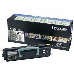 LEXMARK X34X X340A11G BLACK ORGINALNI TONER