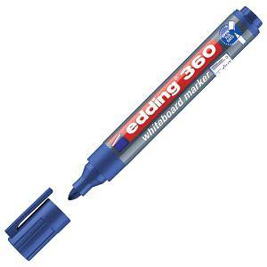 Marker za bijelu ploču 1,5-3mm Edding 360 plavi