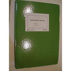 Obrazac građevinski dnevnik  VIII-10