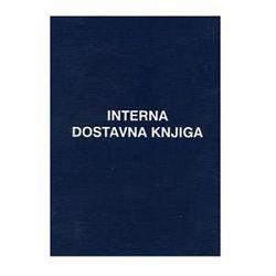 Obrazac interna dostavna knjiga II-139/A