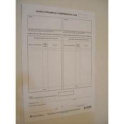 Obrazac izjava o kompenzaciji I-495