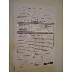 Obrazac izjava o zajedničkom kućanstvu V-101a/NCR