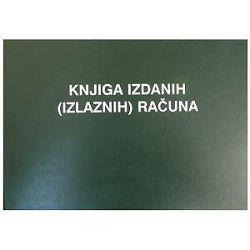 Obrazac knjiga izlaznih računa I-721