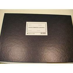 Obrazac knjiga primitaka i izdataka PO-283/06
